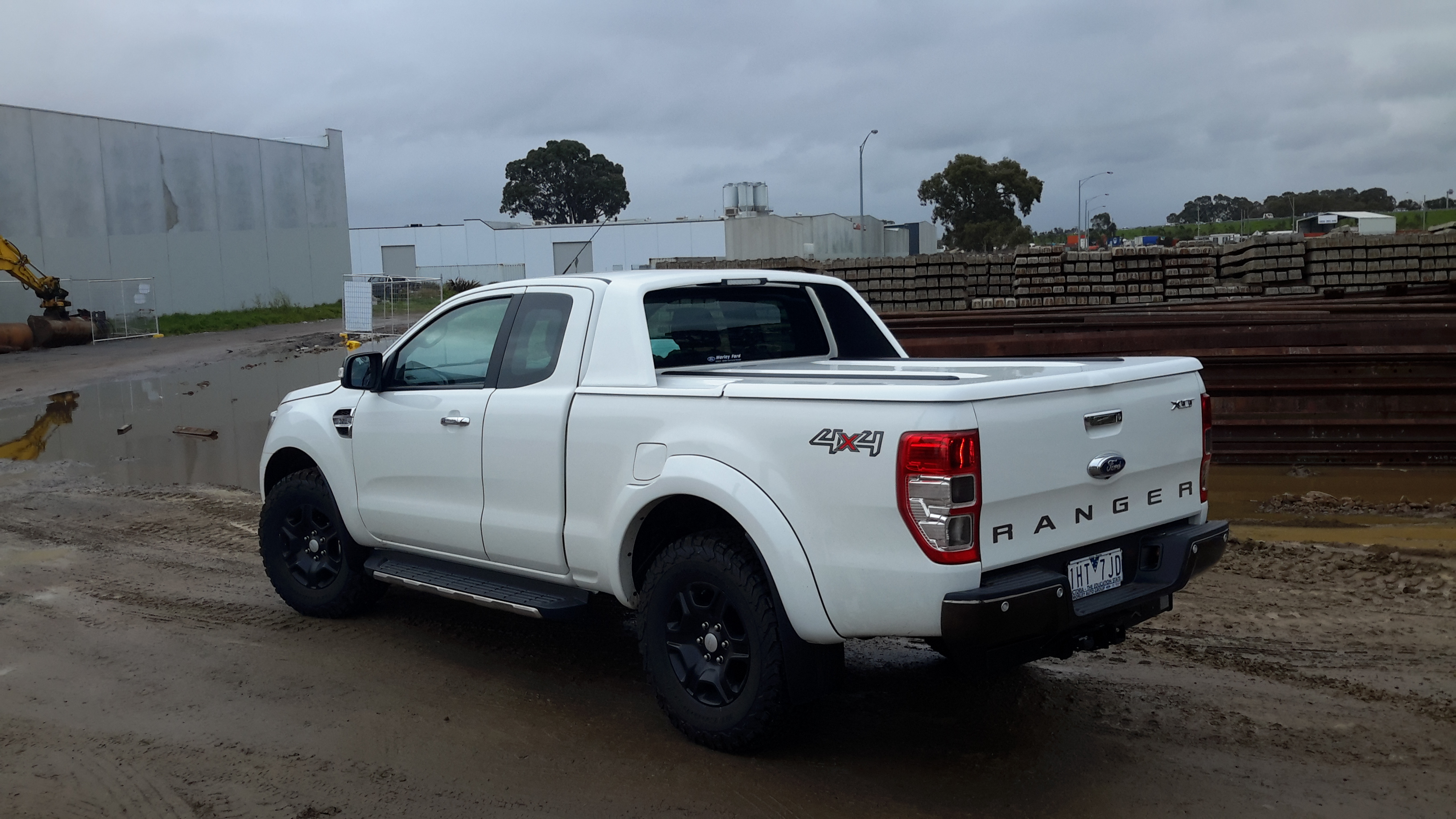 Ford Ranger Hard Lid