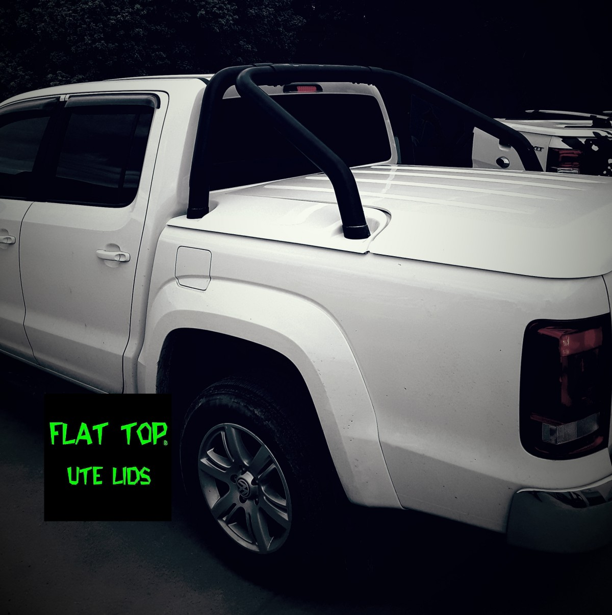 volkswagen amarok dual cab 3 piece ute lid auto remote locking volkswagen shop by make. Black Bedroom Furniture Sets. Home Design Ideas
