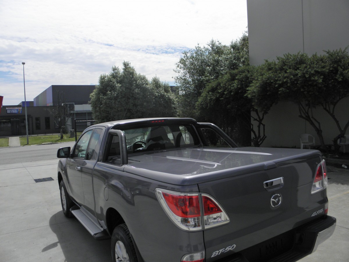 mazda bt 50 freestyle+hard cover+ute lid