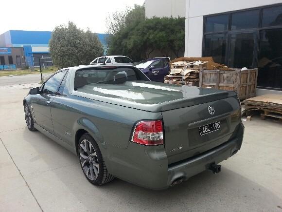 """Holden VE/VF  """"GTO4 """" XP Manual Lock"""