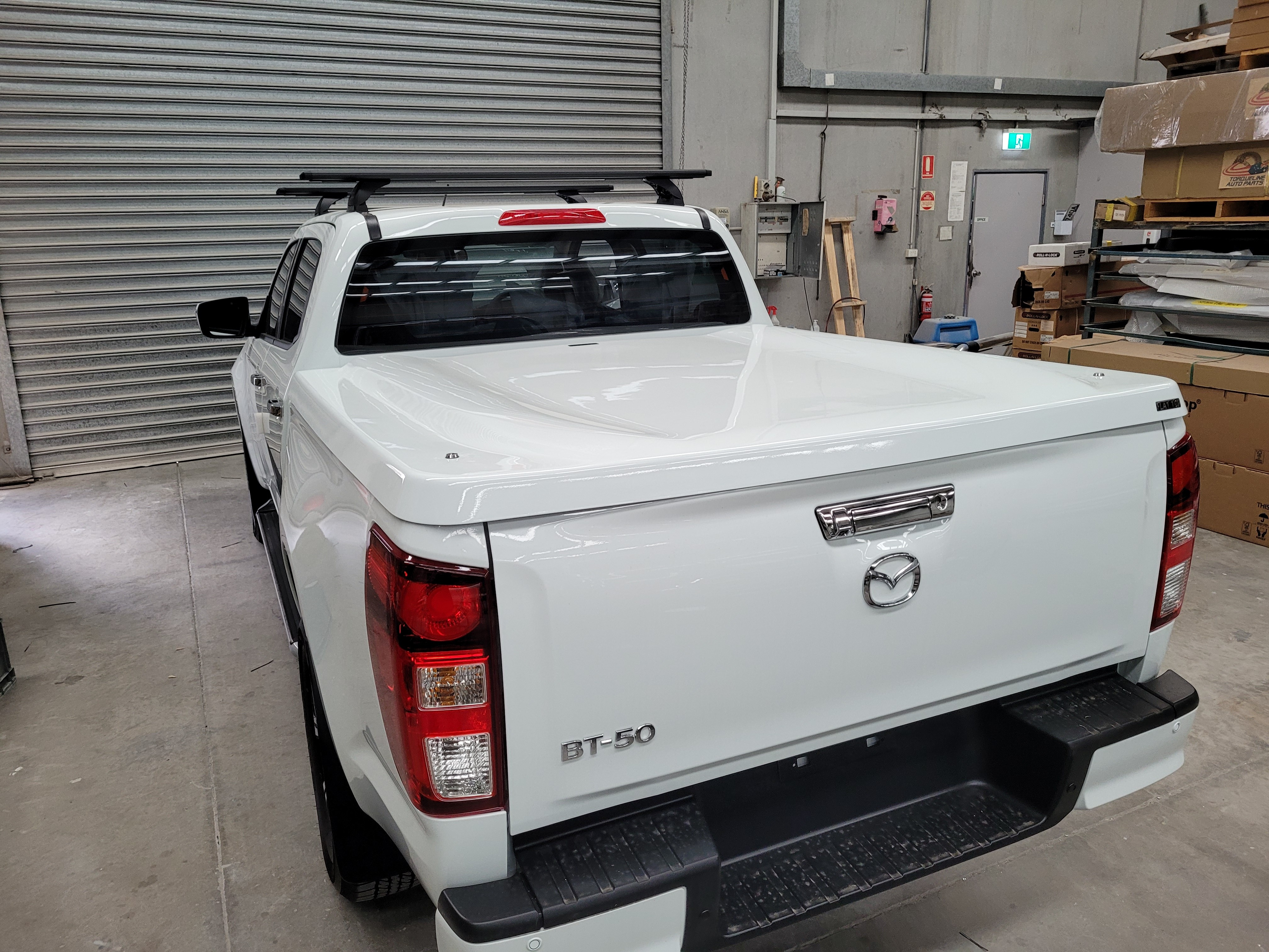 Mazda bt50 ite lid
