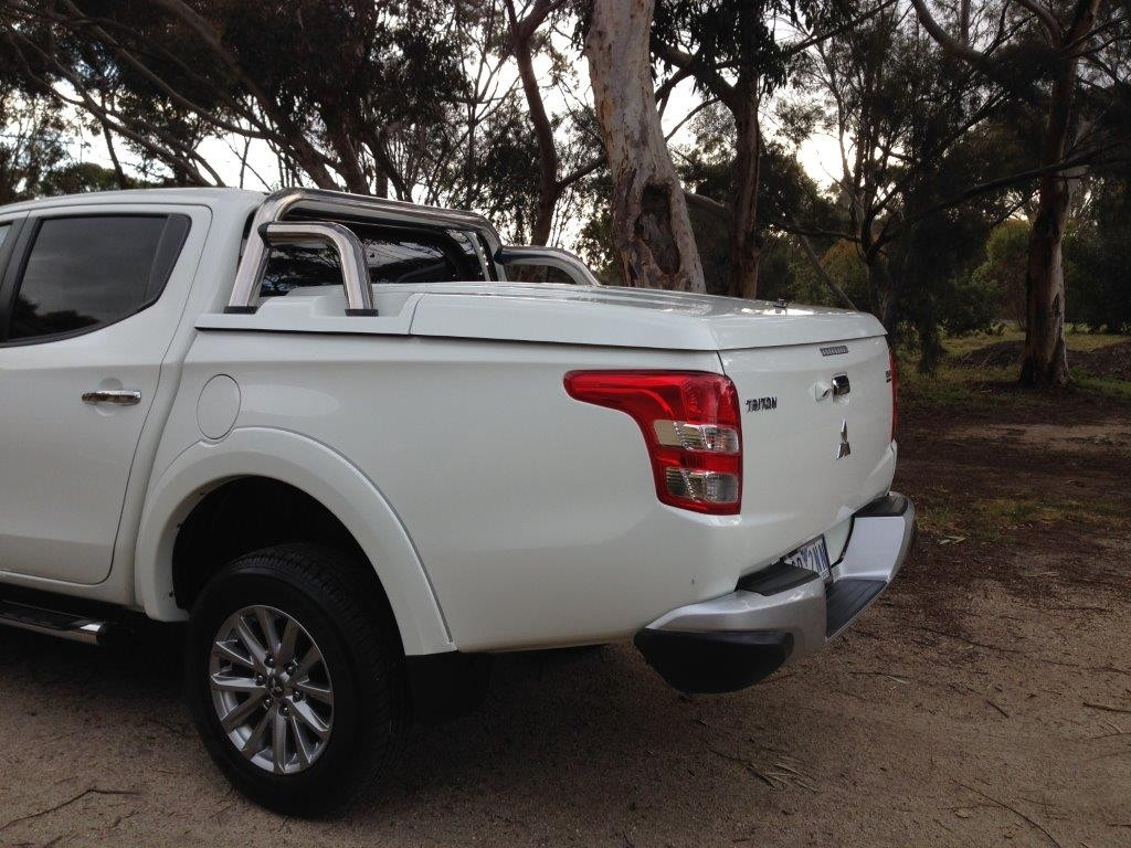 Mitsubishi MR - Ute Lid -3 Piece +Fully AUTOREMOTE