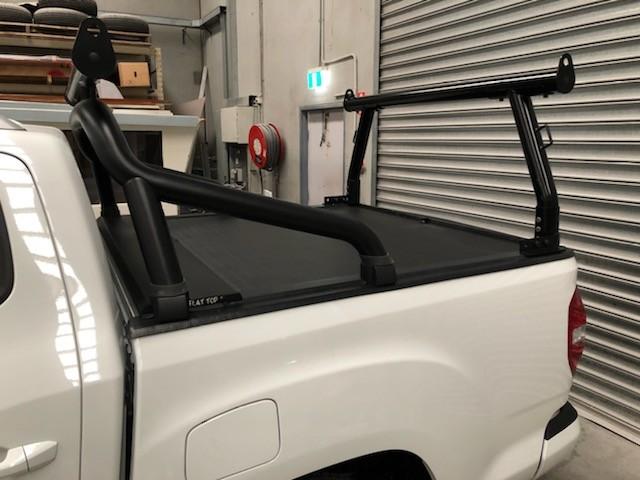 LDV Dual Cab -Top Roll