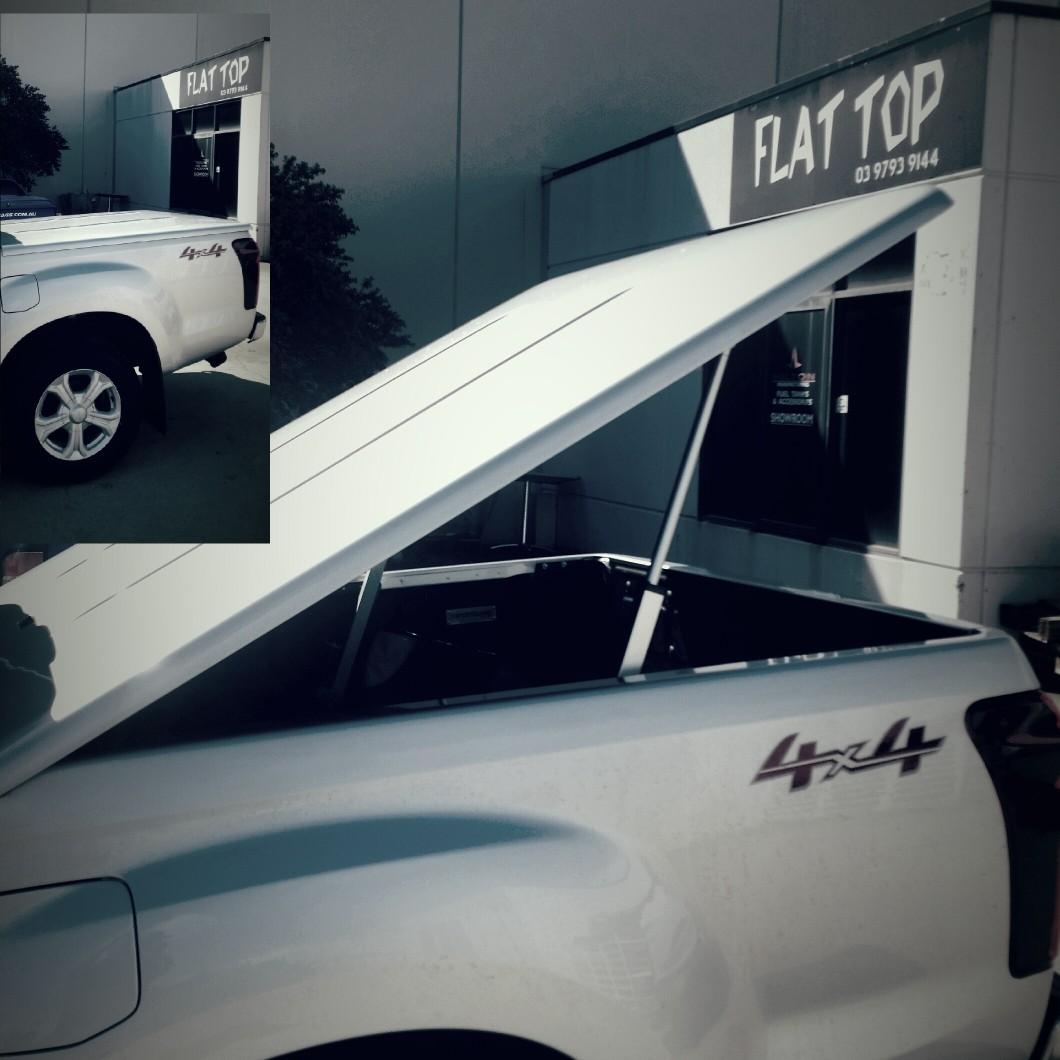 Isuzu D MAX Dual Cab + Ute Lid +1 Pce Auto