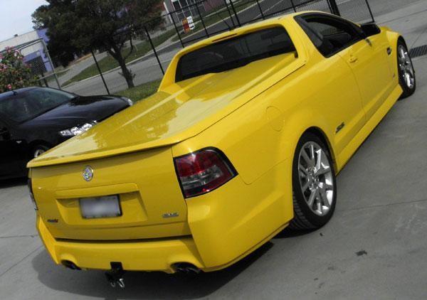 Holden Ute Lid