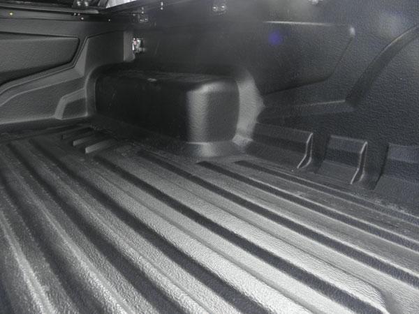 Isuzu Dmax 2012+ dual Cab Tubliner (fiited)