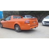Holden VE/VF   GTO 2 - hard tonneau -with Auto Power open Close and Lock