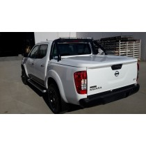 Nissan Navara np 300 sports Bars (SATIN BLACK)