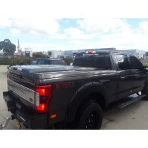 Ford  F250-Dual Cab +1 pce Hard Cover +Autoactuated (Short bed)