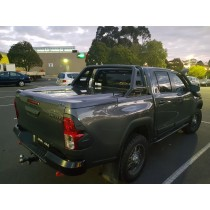 Rugged X  ute lid