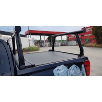 Retractable roll top
