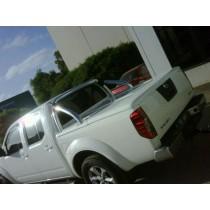 Nissan Navara ST-STX +D40 -3 pce   - made to order ! Ute Lid