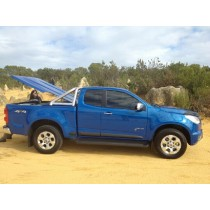"Holden ""NEW"" RG Colorado+ SPACE CAB  LT/LX/LTZ (2012+) 3 pce + AUTO REMOTE OPEN CLOSE"