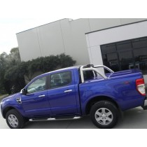 "Ford Ranger Ute Lid  PX Dual Cab -with ""Central Locking"""