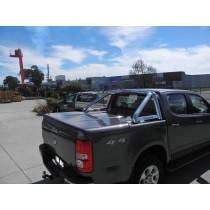 Holden+ RG Colorado Ute Lid + Dual Cab XP- 3 pce_ MANUAL LOCKS+