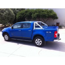 Holden+ RG Colorado Ute Lid + Dual Cab XP- 3 pce_ MANUAL LOCKS+