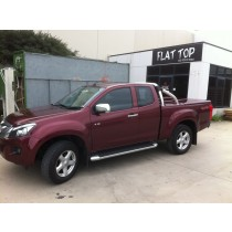 Isuzu D MAX+ Ute Lid + SPACE CAB 3 Pce +MANUAL  Lock