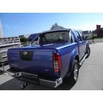 Nissan Navara ST-STX +D40  Premium Double Cab Ute Auto actuated
