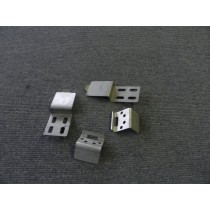 Hinge set  Ford  BA/BF - quick release -male and female