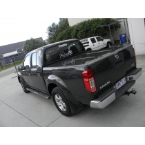 Isuzu D MAX+ Dual Cab (No Bars) + 2012 + Ute Lid +1 Pce Manual Lock