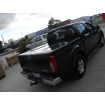 Nissan Navara D40 RX +1 Pce+ Ute Lid (Manual Locking)