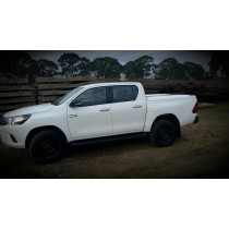 Toyota Hilux N80+  ute lid + Sr and   Sr5_  1 pce ! + FULL Auto Remote Opening.