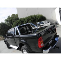 "Toyota Hilux  -N70 _SR5"" Extra Cab"" Cover  - Auto Remote  actuation and lock down"